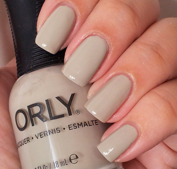 orly smoky - high light