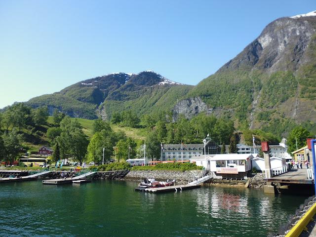 El valle de Flåm (@mibaulviajero)