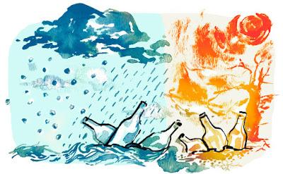 cambiamenti clima vino italia