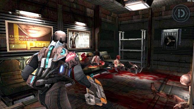 Download game android dead space gratis