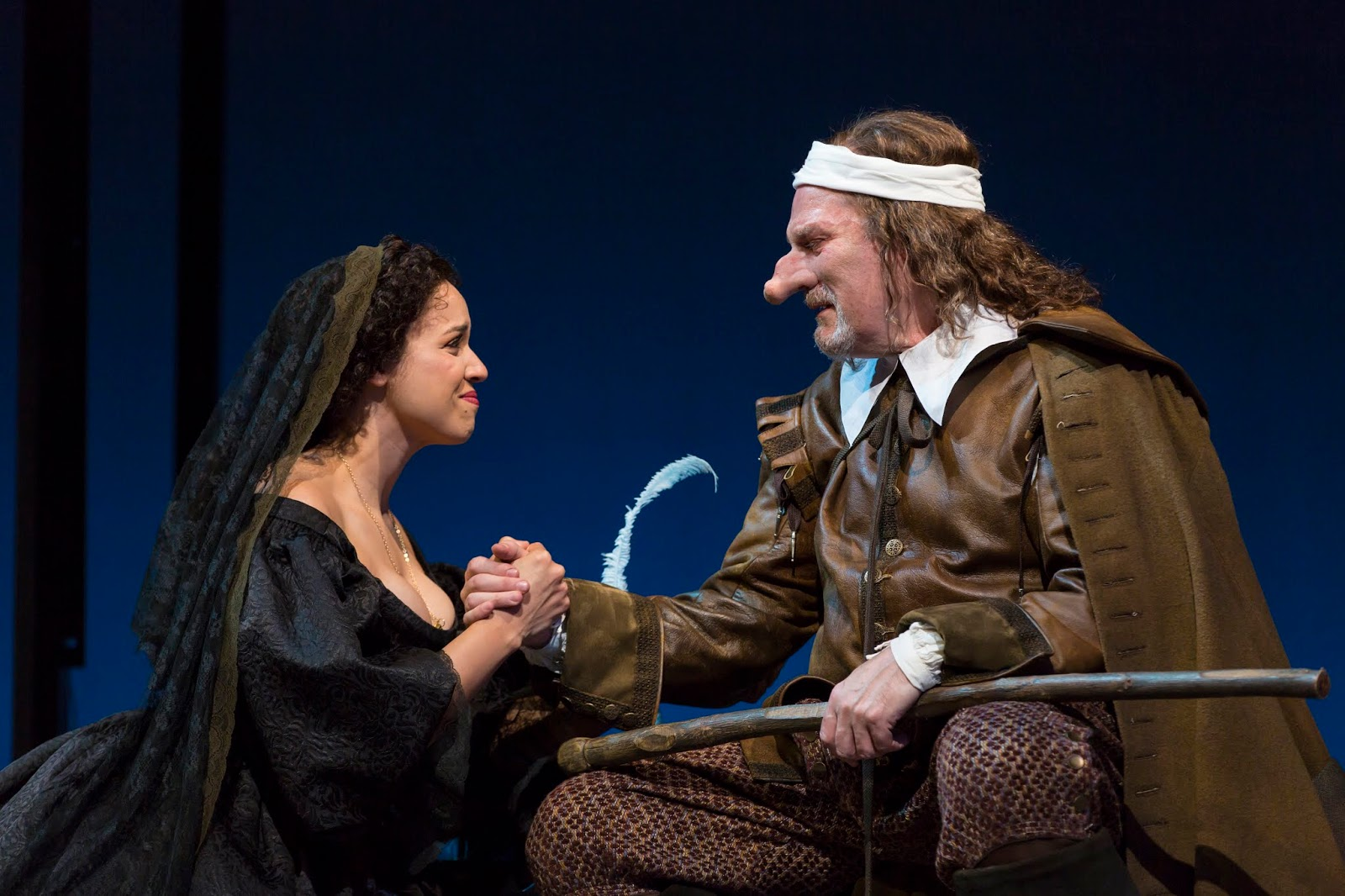 Compendium Cyrano De Bergerac Is A Sumptuous Delight