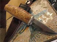Боевой нож в ближнем бою