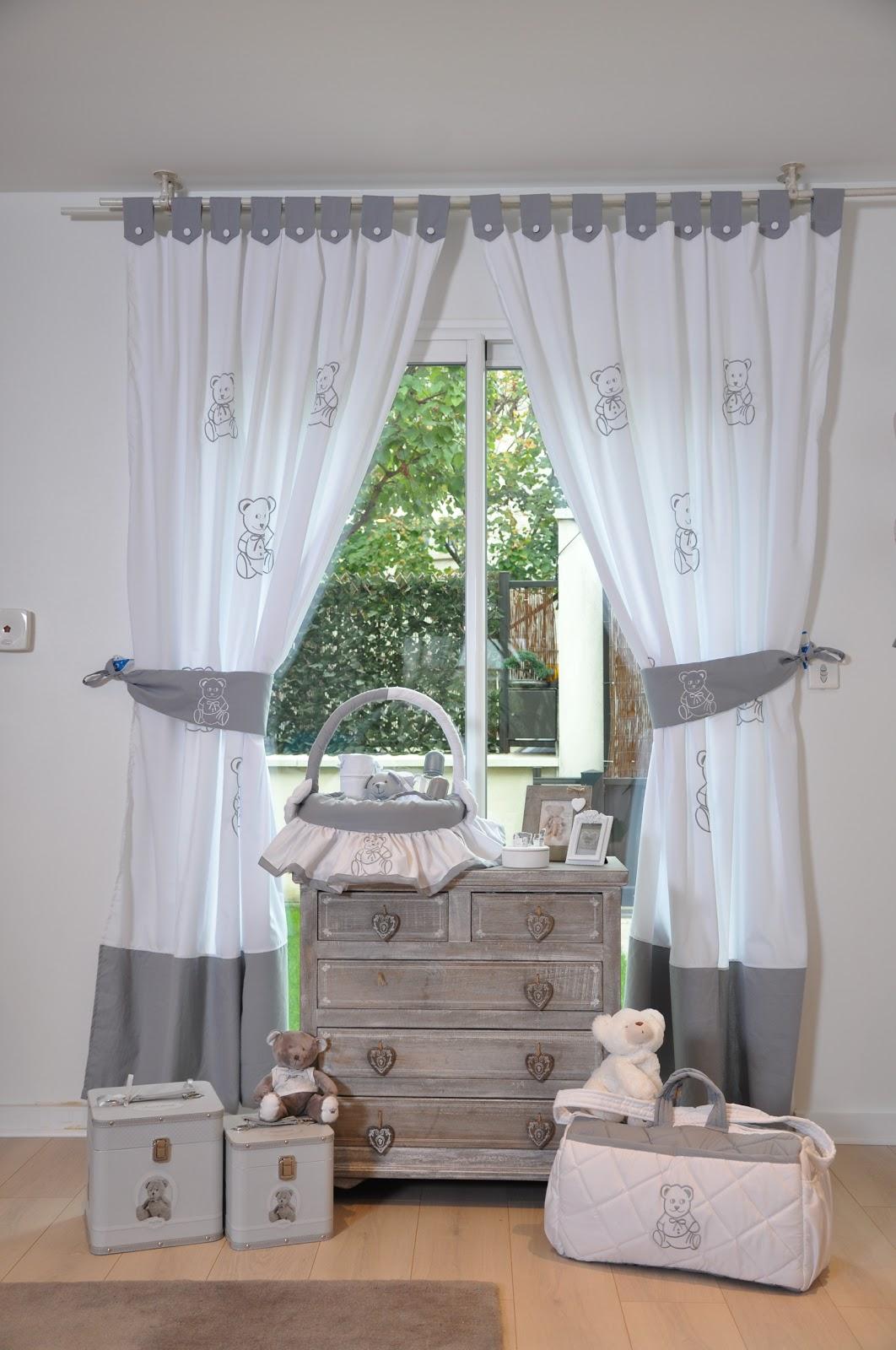 collection mon ami l 39 ourson gris. Black Bedroom Furniture Sets. Home Design Ideas