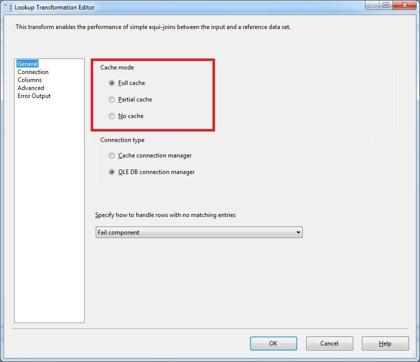 Another SQL Server Blog: How to deal with slow Lookup