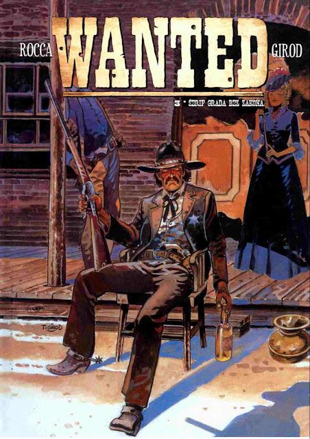 Serif grada bez zakona - Wanted 3 - Western