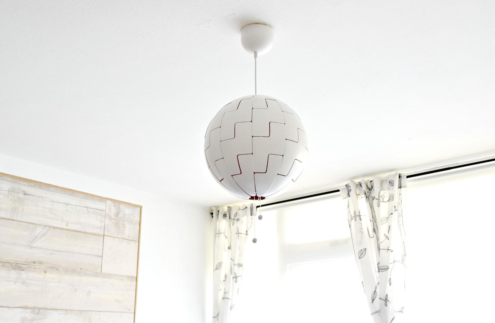 Lampa Ikea 2014