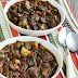 Paleo Italian Beef Stew with Zucchini, Mushrooms, and Basil