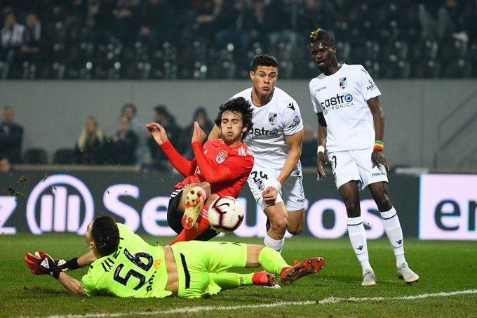 O Fura-Redes  V. Guimarães 0-1 Benfica  batalha vencida 528ccf1342407