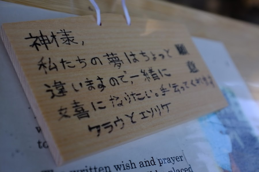 Meiji Jingu and Shinjuku snapshots