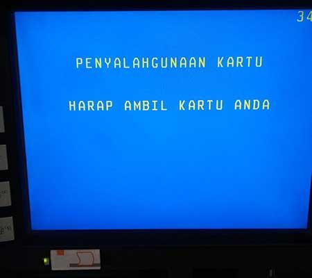 Kenapa Muncul Penyalahgunaan Kartu di Mesin ATM BNI?