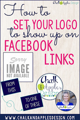 "How to fix the ""Sorry Image Not Available"" error when linking to your Blogger blog on Facebook."