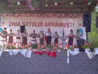 Sarbatoare satul AVRAMESTI 2015