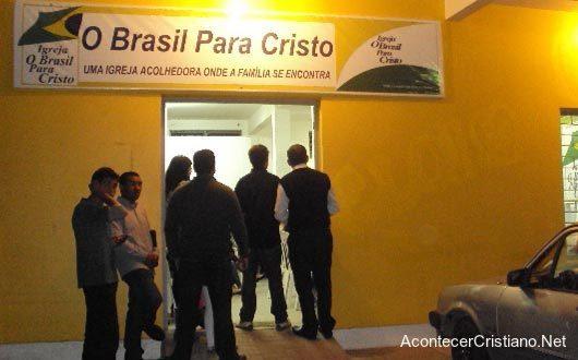 Iglesia pentecostal en Brasil