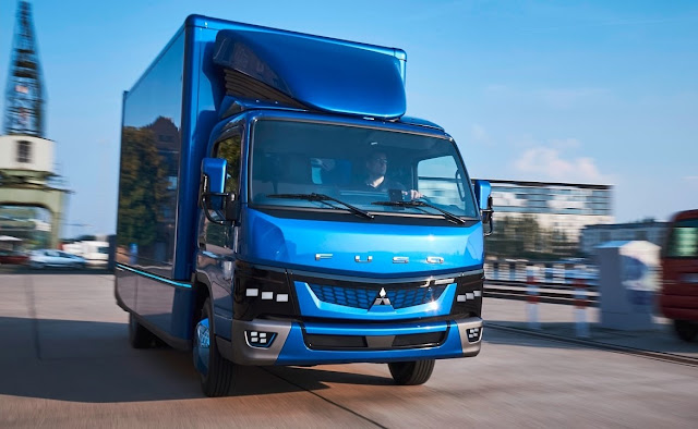 Fuso Electric Canter