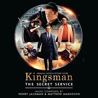 Kingsman The Secret Service Nummer - Kingsman The Secret Service Muziek - Kingsman The Secret Service Soundtrack - Kingsman The Secret Service Filmscore