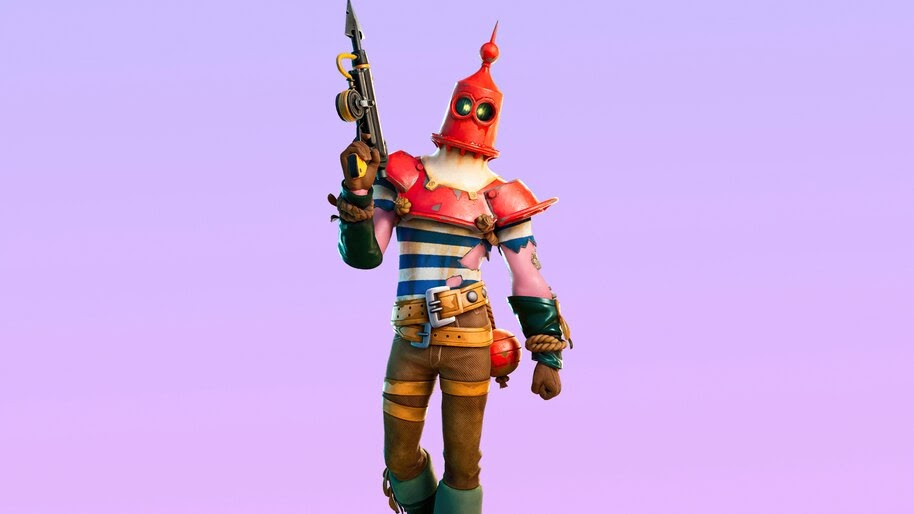 Fortnite, Trench Trawler, Skin, Outfit, 4K, #5.2241