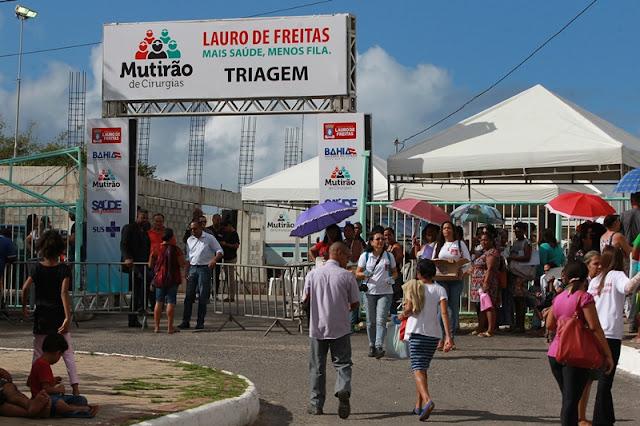 Resultado de imagem para Prefeitura de Lauro de Freitas entrega Hospital Metropolitano ccnnews saiunoblog