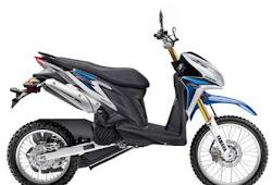 Modifikasi Motor Matic Beat Trail Blog Motor Keren