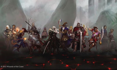 Forgotten Realms characters