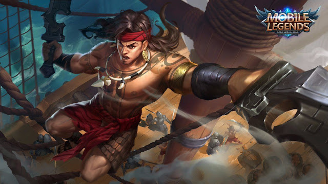 Lapu-Lapu Mobile Legends Wallpapers
