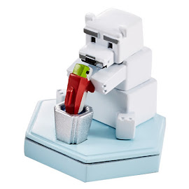 Minecraft Minecraft Earth Polar Bear Mini Figure