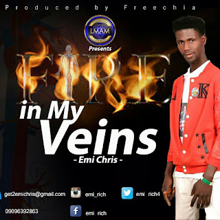 image result for Emi Chris - In My Veins