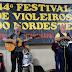 Galego da Viola e Nadinho vencem 44º Festival dos Violeiros do Nordeste