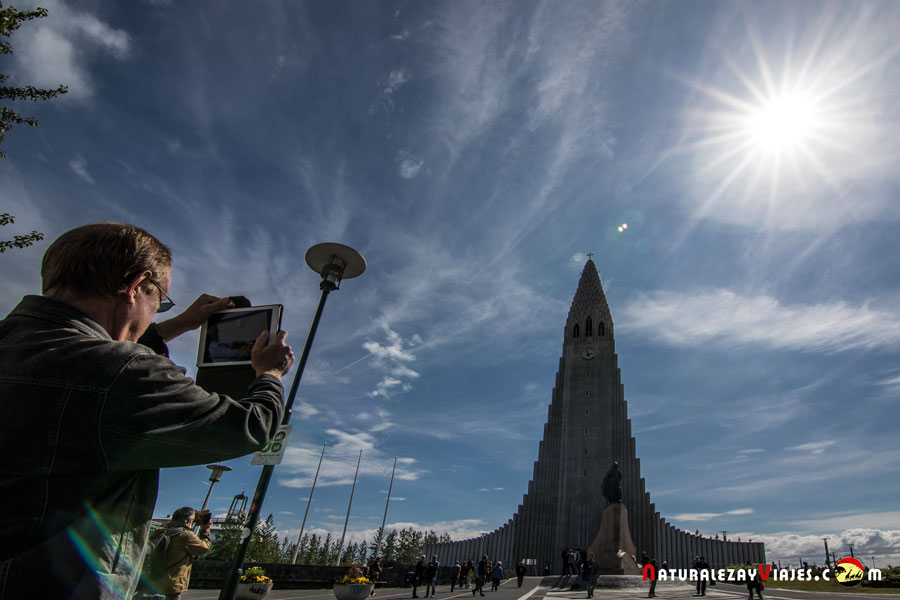 Hallgrimskirkja, Islandia