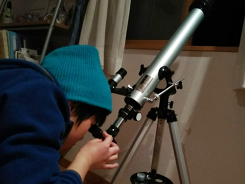☆ Astronomical Telescope ミザール 望遠鏡 ST-700