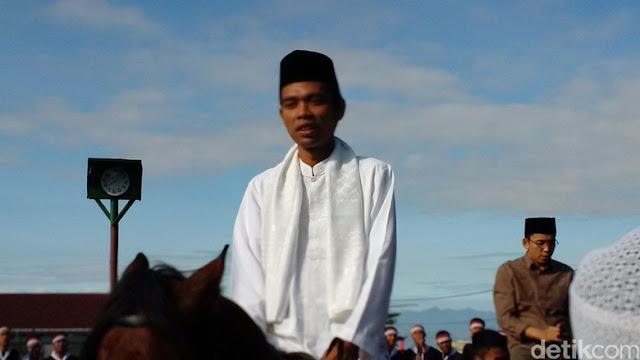 TGB Dukung Jokowi, Abdul Somad: Arifin Ilham Bilang Tunggu Habib Rizieq