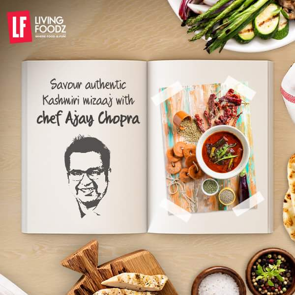 'Northern Flavours Season 2' with Ajay Chopra Living Foodz Tv Show Wiki,Timing,Promo,Recipy