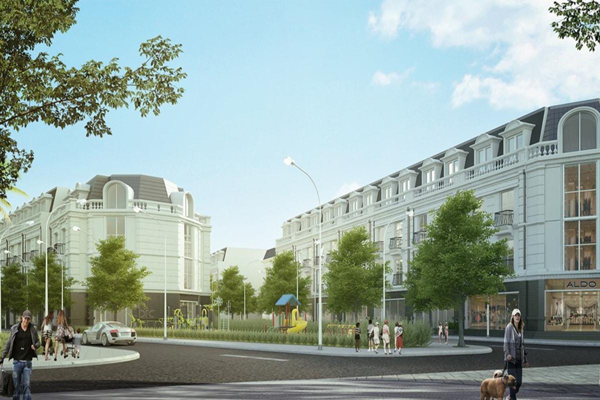 Dự án khu dân cư Hồng Diện