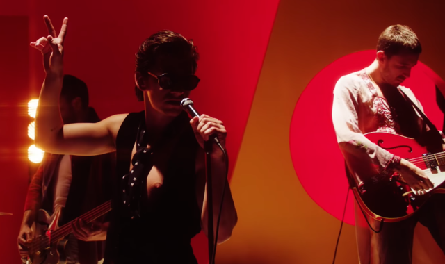 Video: The Last Shadow Puppets - Is This What You Wanted