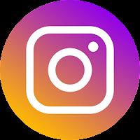 ícone do Instagram para seguir