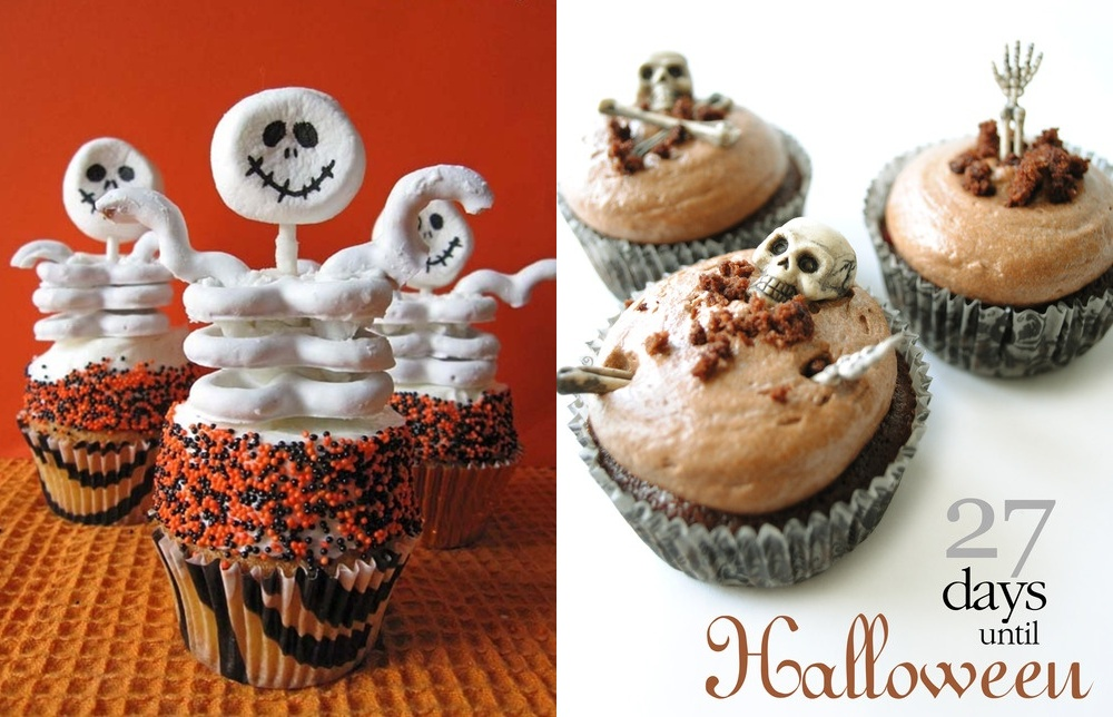 Halloween Skeleton Food Ideas