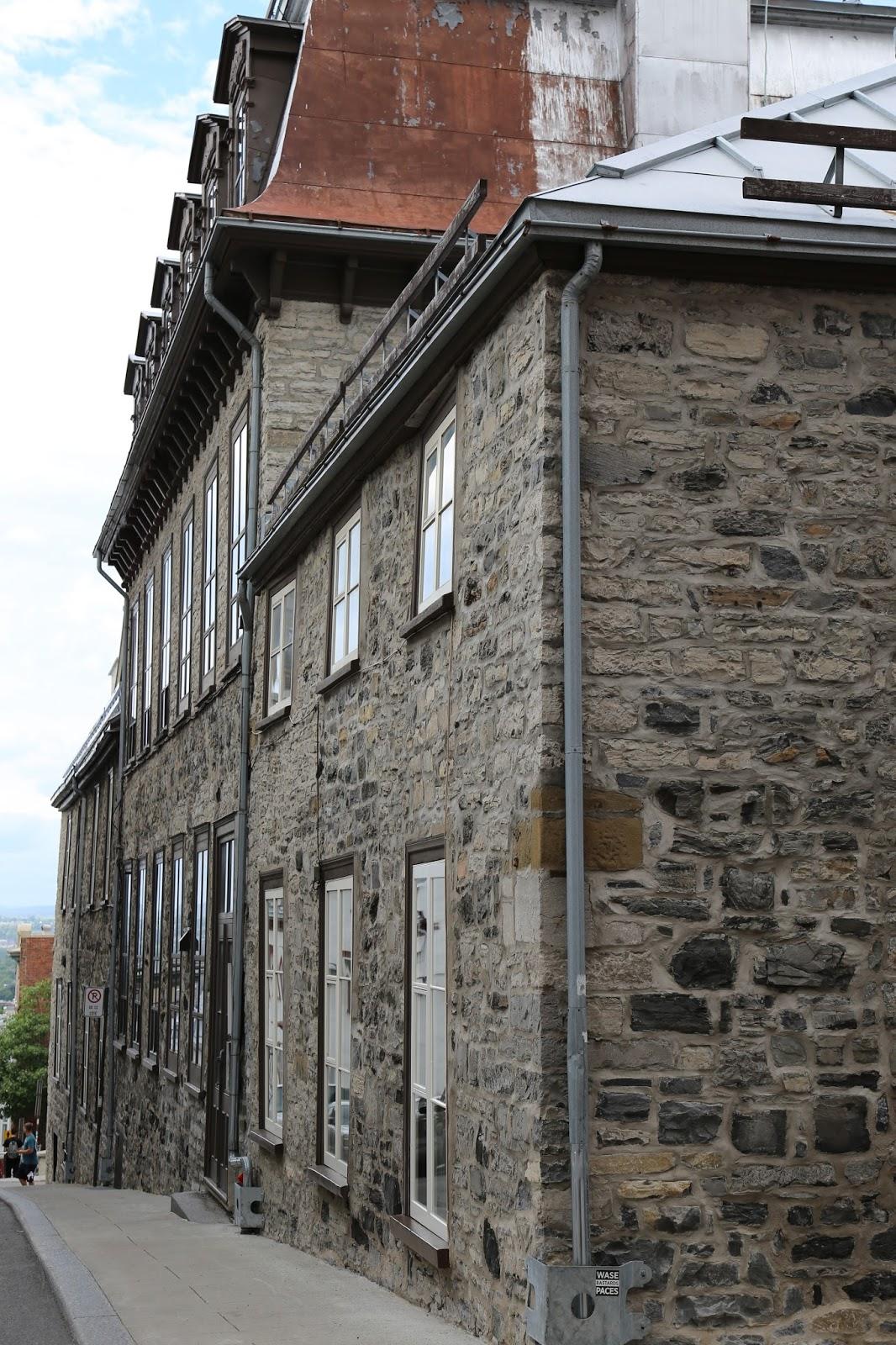Decorated Mantel I Quebec Beautiful Stone Homes