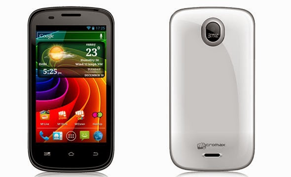 Micromax A89 Ninja, Smartphone Android Dual Core