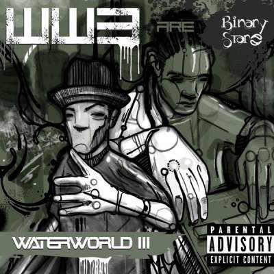 Binary Star - Waterworld 3 - Album Download, Itunes Cover, Official Cover, Album CD Cover Art, Tracklist