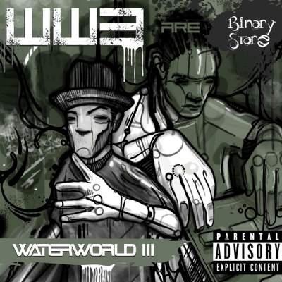 Binary Star - Waterworld 3 - Album Download, Itunes Cover, Official Cover, Album CD Cover Art, Tracklist