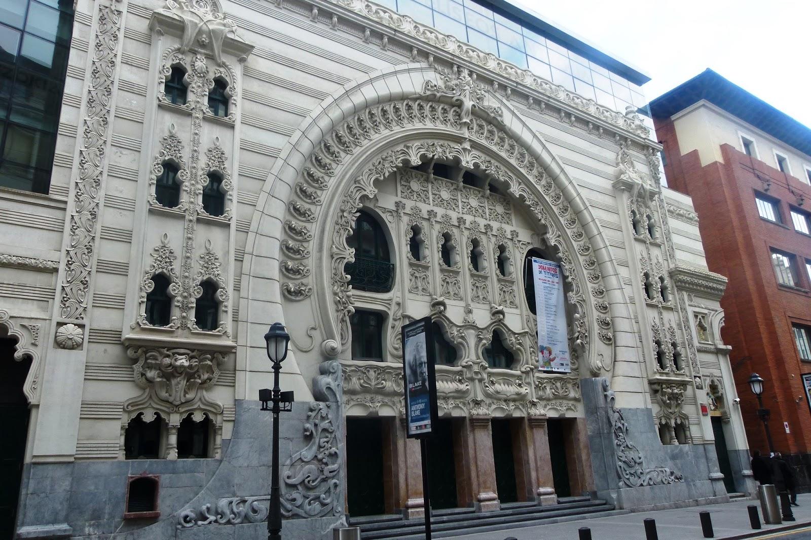 Bilbaok teatro campos eliseos - Teatro campos elisios ...