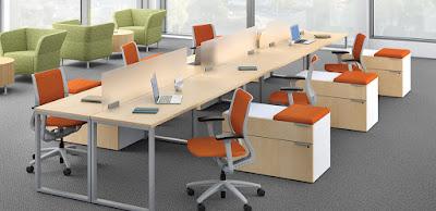Keuntungan Memilih Perabot Kantor yang Modern