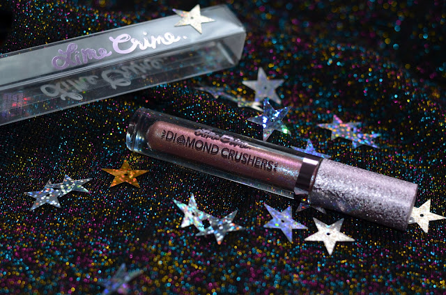 Limecrime Diamond Crushers Fluke (Chill Mauve) Iridescent Lip Topper