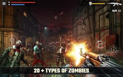 Dead Target Zombie Mod Apk 2.6.2