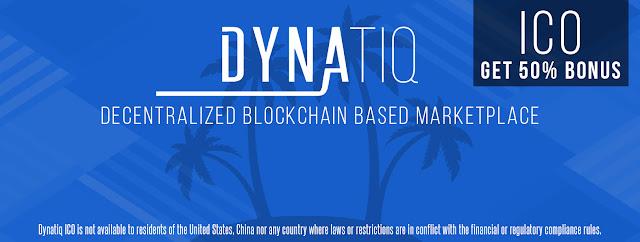 Dynatiq Announces ICO