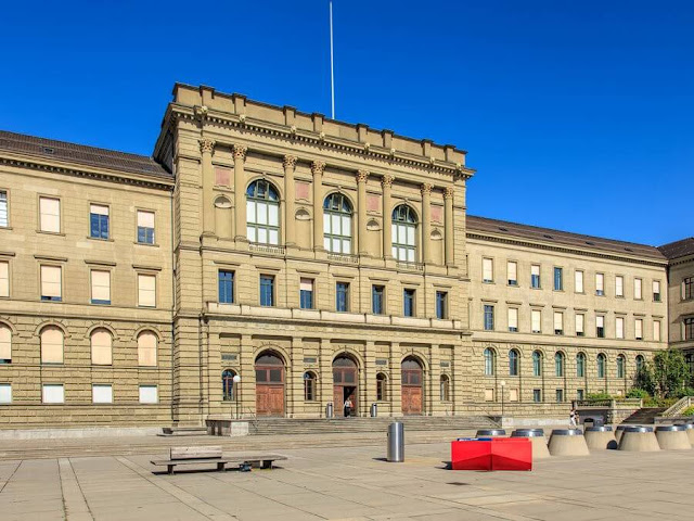 المعهد الفيدرالي السويسري للتكنولوجيا في زيوريخ