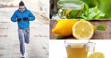 """""""الدفا عفا"""".. اعرف أهم 6 مشروبات تدفيك فى الشتاء وتحميك من البرد والأنفلونزا.."""
