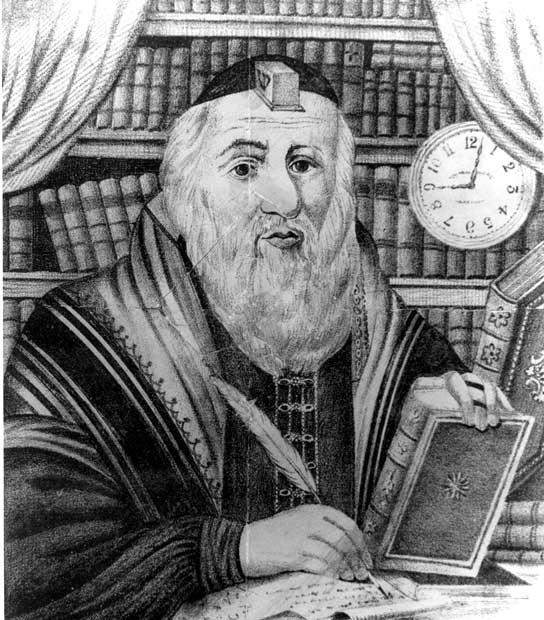 rabino Chaim Kanievsky em israel