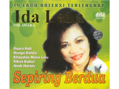 Download Kumpulan Lagu Ida Laila Dangdut Lawas Full Album