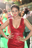 Parul Yadav in Sleeveless Deep Neck Red Gown at IIFA Utsavam Awards March 2017 057.JPG