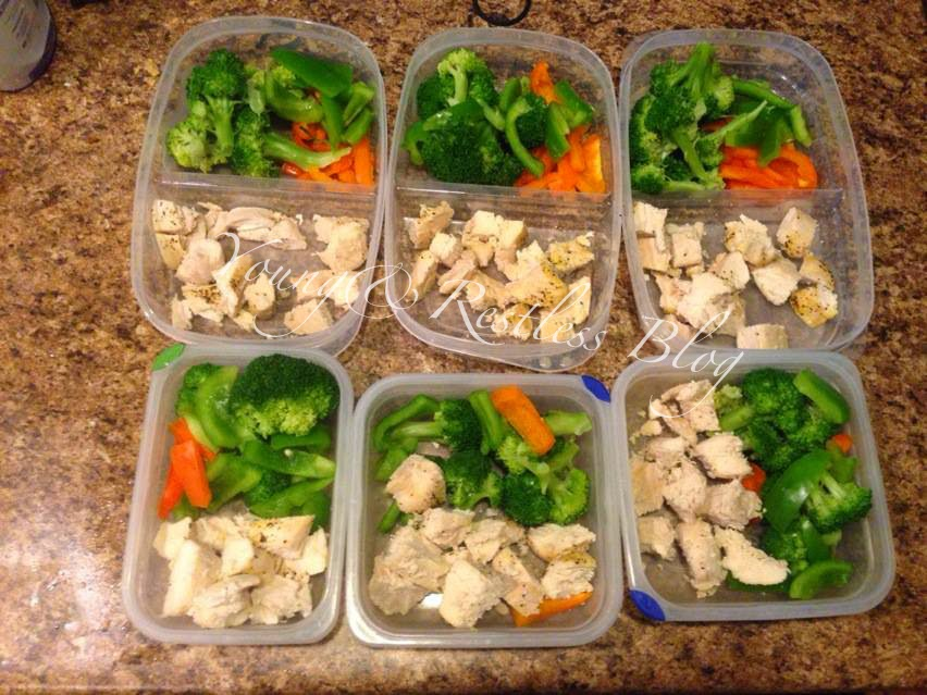 Diary Of A Fit Mommy 5 Top Foods To Meal Prep For The Week